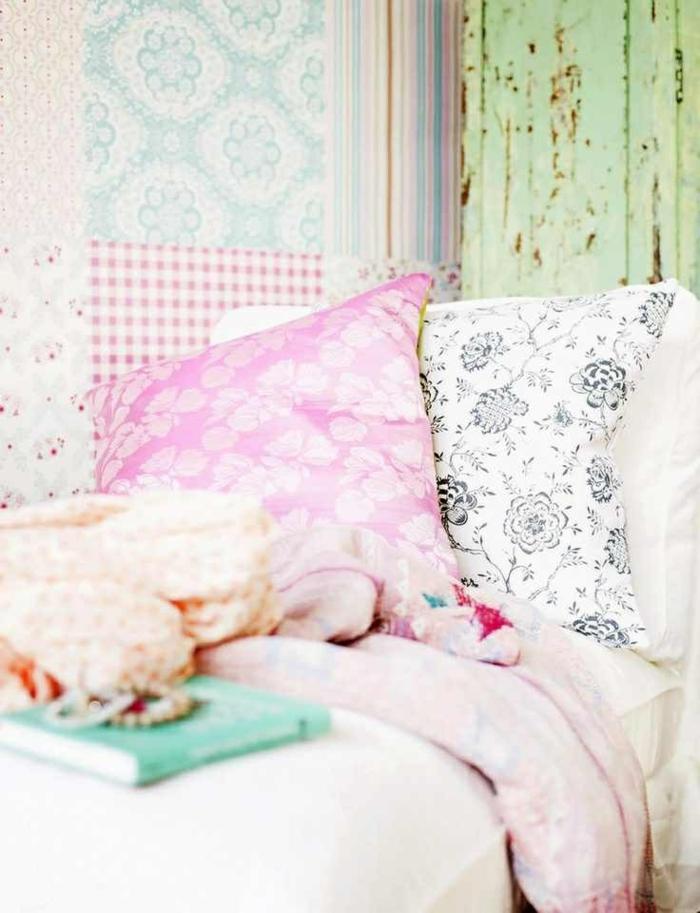 chambre-à-coucher-taie-oreiller-taille-oreiller-taie-traversin-lit-bien-aménagé-taies-d-oreiller-taie-de-traversin