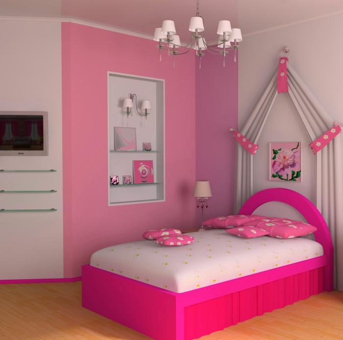 chambre-violette-chambre-d'ado-fille-belle-couleur-rose