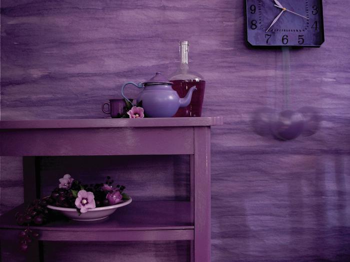chambre-violette-déco-d'intérieur-violette