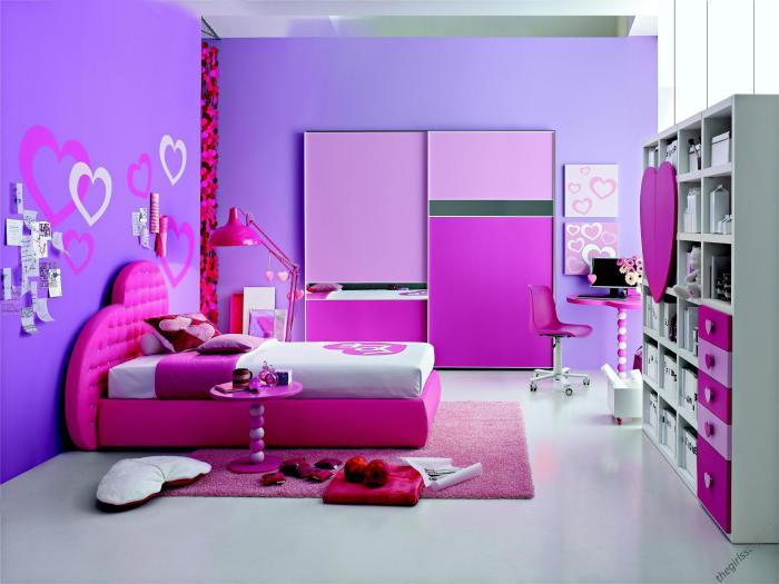 chambre-violette-de-teenage-jolie-chambre-ado