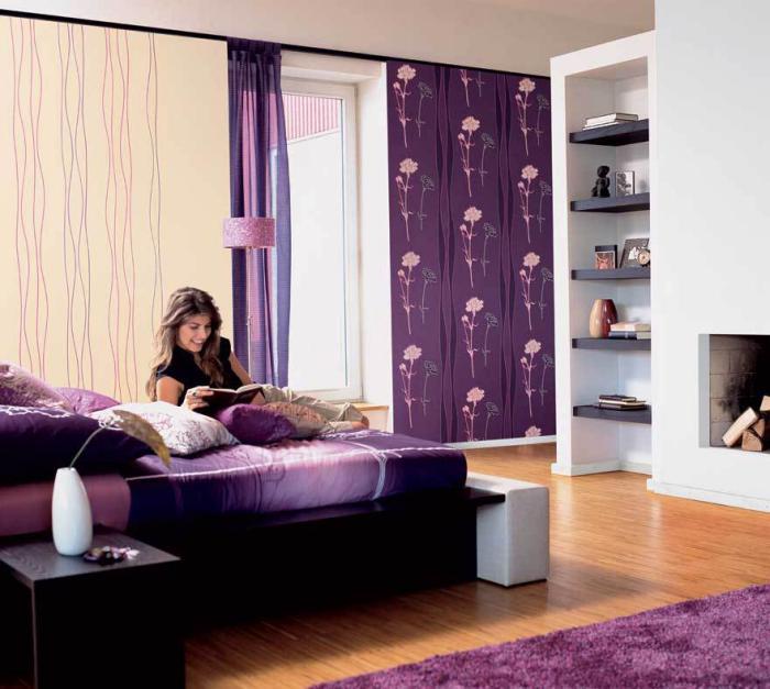 La Chambre Violette En 40 Photos
