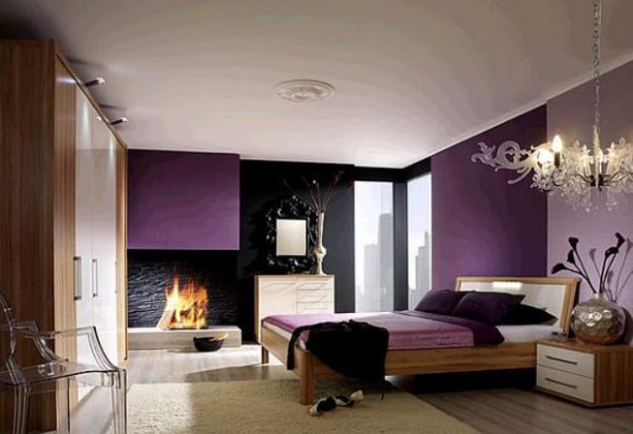 chambre-violette-idées-déco-chambre-violette