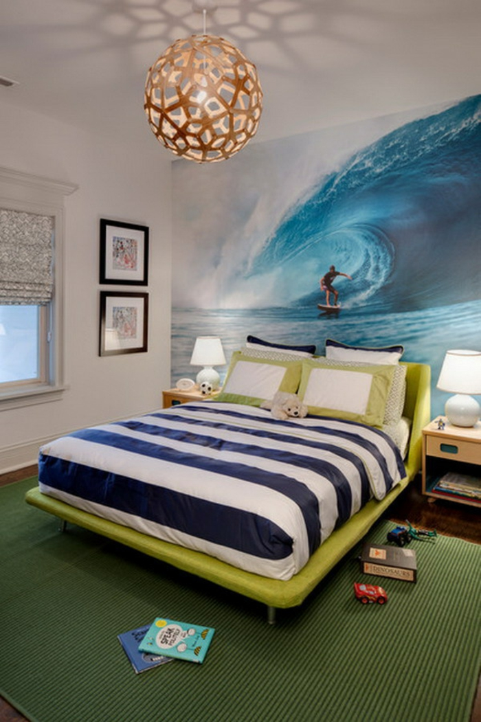chouette-chambre-ado-garçon-aménagement-chambre-le-surf