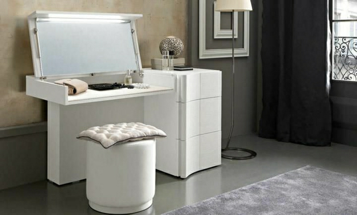 Chambre a coucher conforama 2015 for Meuble coiffeuse fly