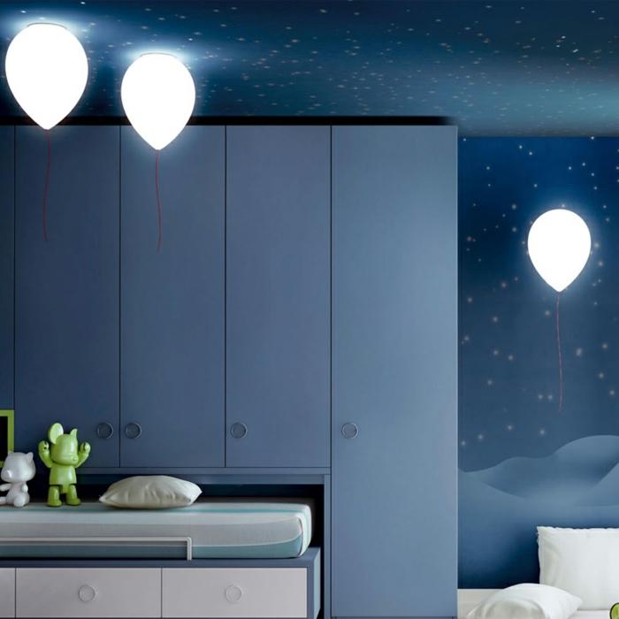 Le lustre chambre enfant qui vous fait rêver! - Archzine.fr