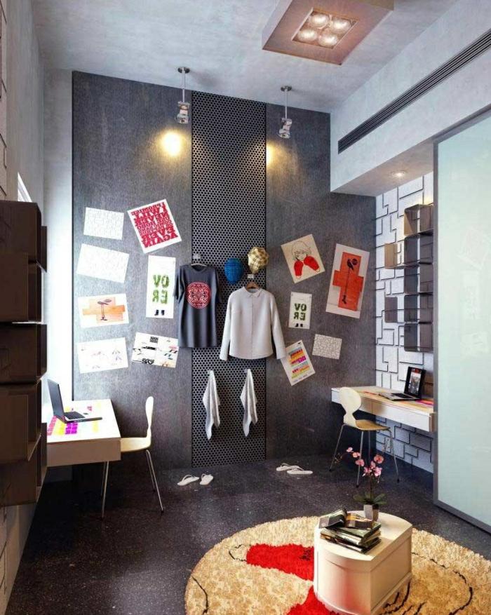 comment-aménager-la-chambre-enfant-créative-idée-artistique