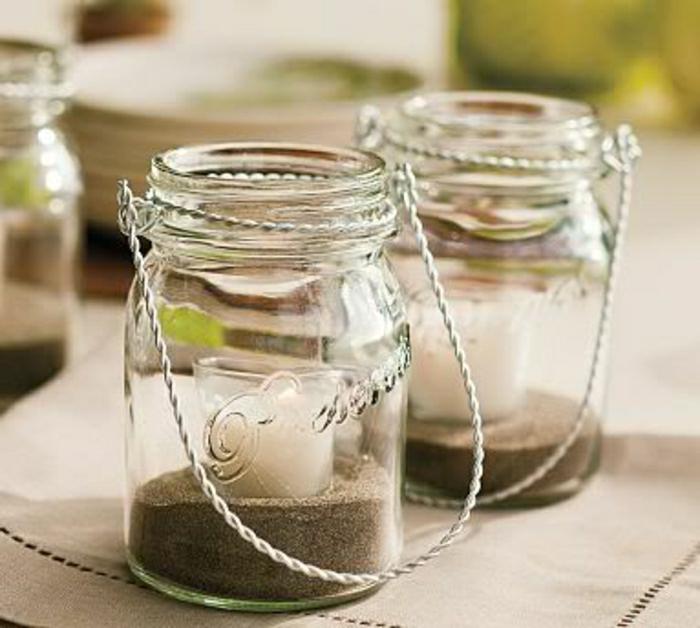 Souvent Les bocaux en verre sont un vrai hit pour la cuisine! TF43