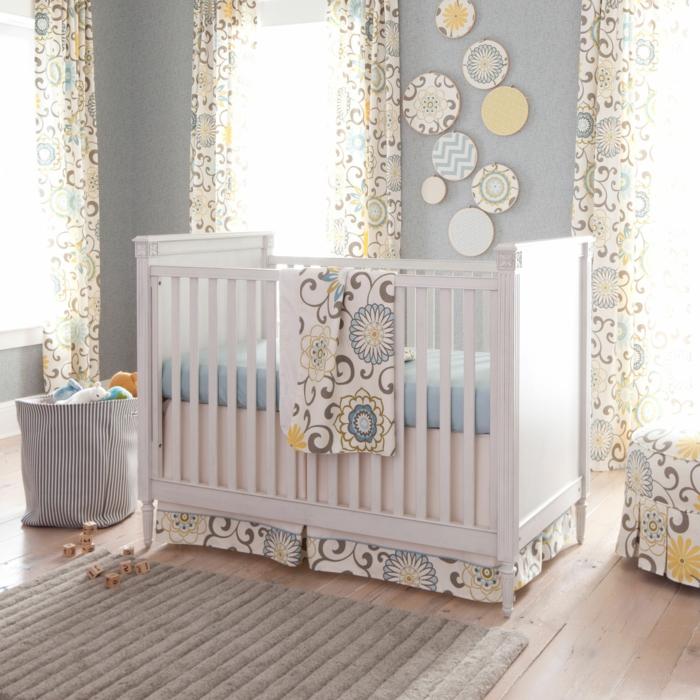 cool-déco-chambre-bebe-lit-linge-de-lit-bébé-pas-cher