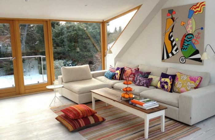cosy-salle-de-séjour-intérieur-inovative-canapé-convertible-confortable