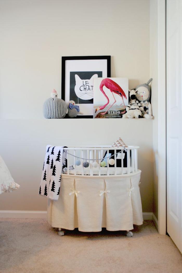 couffin-pour-bébé-couffin-bébé-moderne-design-blanc