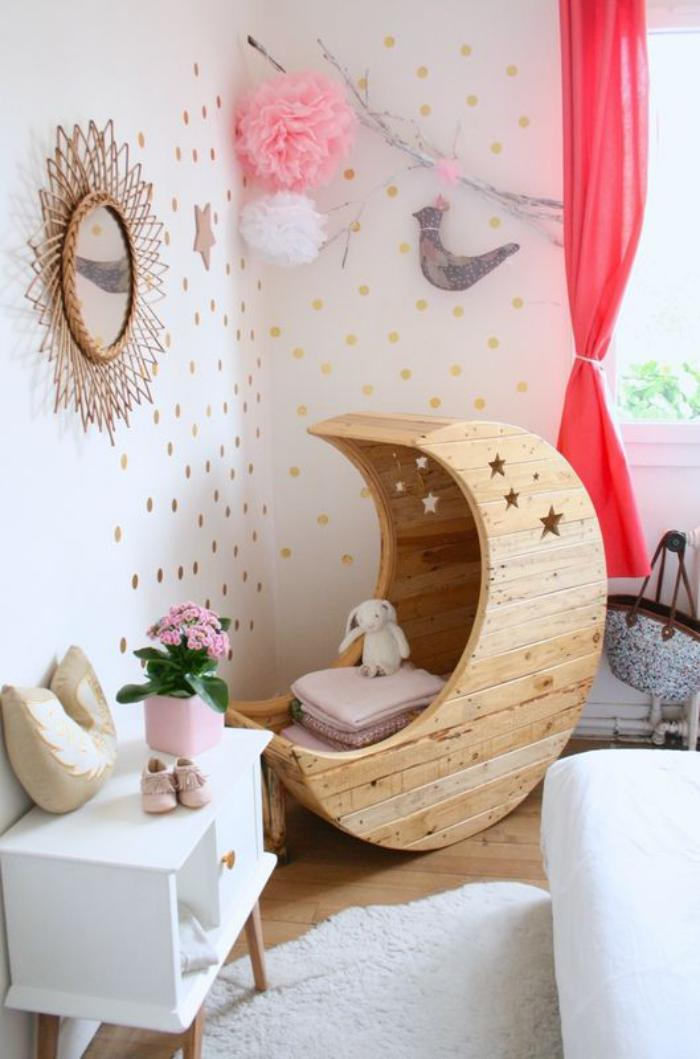 le couffin pour b b beaux paniers modernes et r tro pour votre petit b b. Black Bedroom Furniture Sets. Home Design Ideas