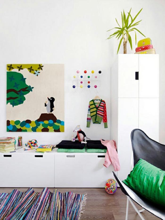 coussinet-chambre-enfant-les-taies-oreiller-pour-enfant-vert