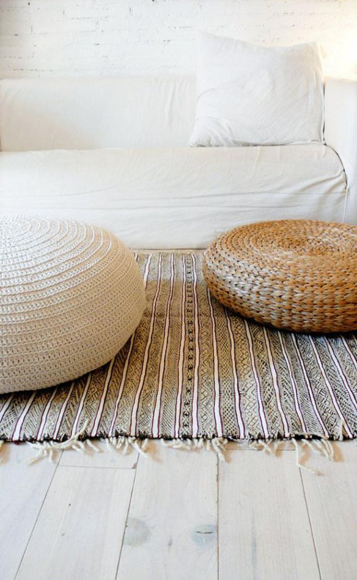 coussins-de-sol-crochetés-deux-ronds-poufs