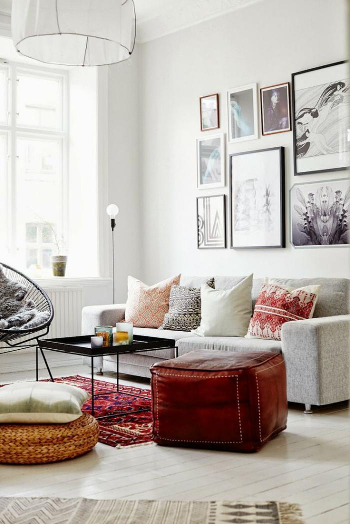 coussins-de-sol-pour-décorer-l'intérieur-scandinave