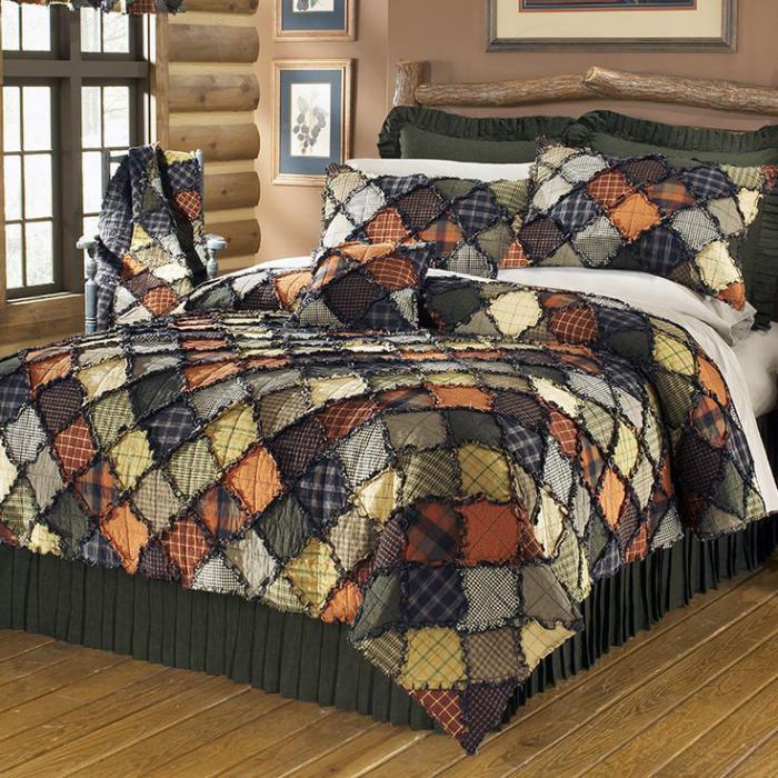couverture-patchwork-belle-mozaiques-de-carreaux-multicolores