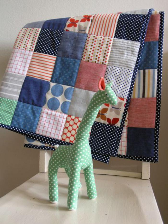 couverture-patchwork-carreaux-divers