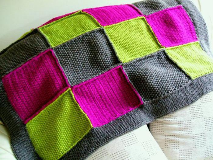 couverture-patchwork-plaid-tricot-patchwork