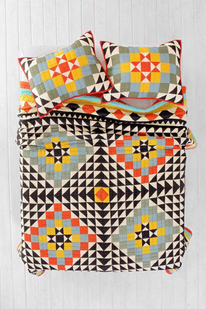 couverture-patchwork-plaid-multicolore
