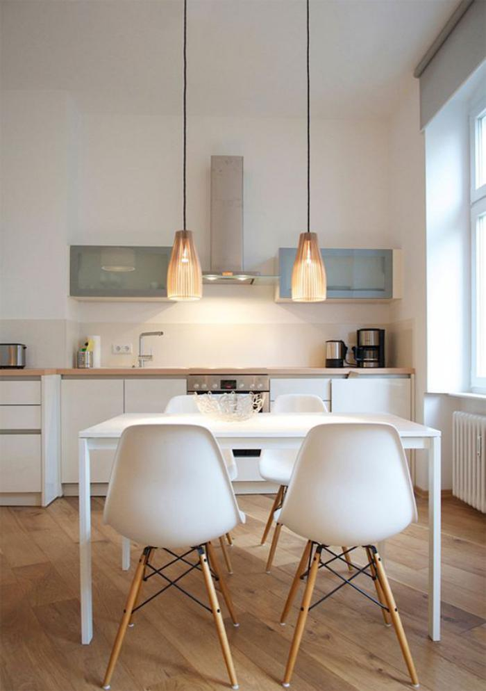 40 photos de cuisine scandinave les cuisines de r ve for Collection contemporaine et scandinave
