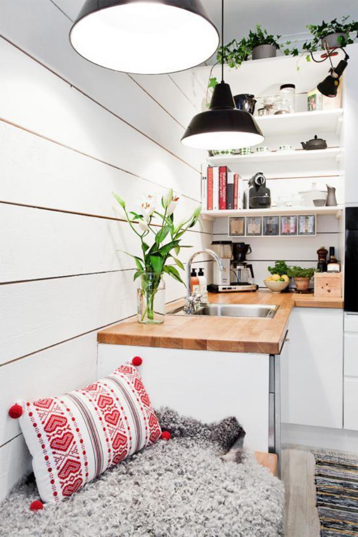 cuisine-scandinave-cuisine-déco-cosy-et-plantes-vertes