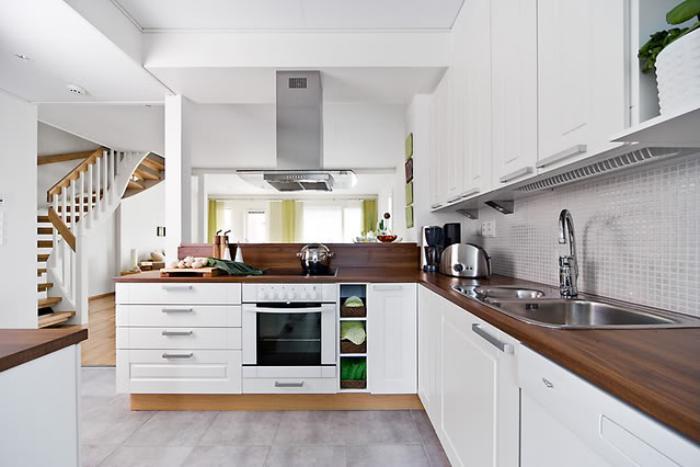 cuisine-scandinave-lignes-épurées-cuisine-déco-nordique