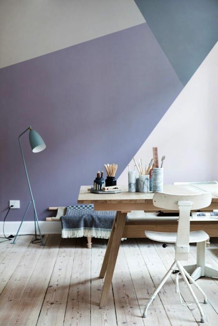 déco-salle-de-séjour-en-violet-claire-couleur-parme-couleur