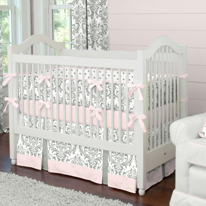 décoration-chambre-bebe-lit-linge-de-lit-bébé-pas-cher-faire-vous