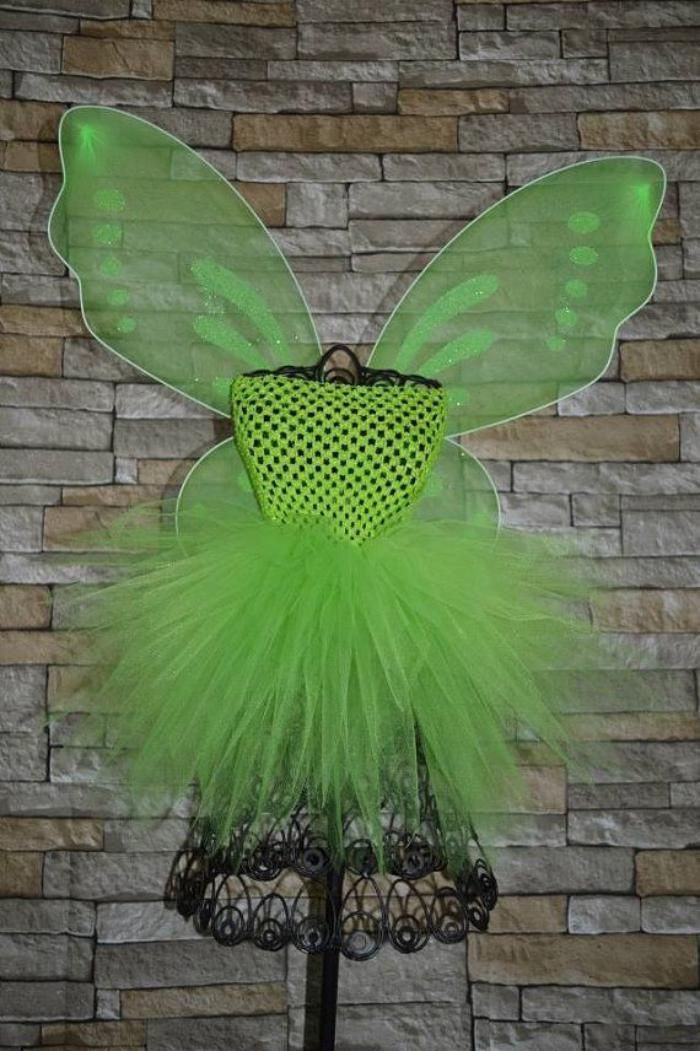 déguisement-fée-clochette-jolies-costumes-de-la-fée-Tinkerbell