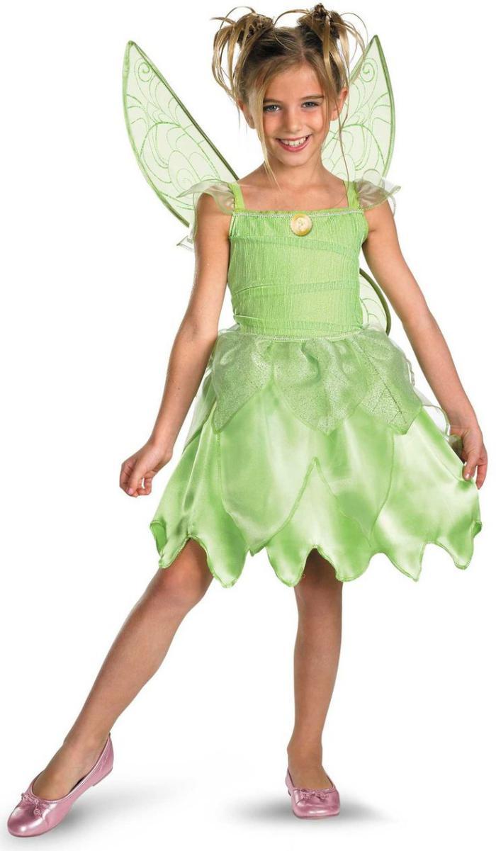 déguisement-fée-clochette-s'habillier-comme-une-fée