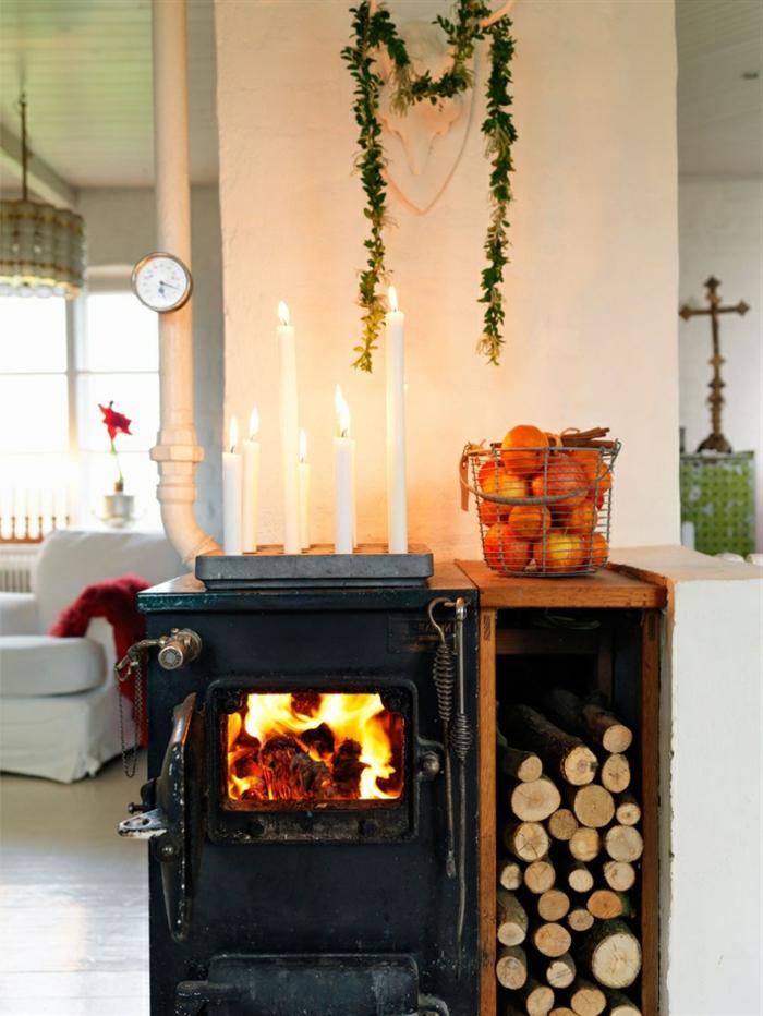 decoration-noel-déco-noël-faire-soi-même-fantastique-cheminée-feu