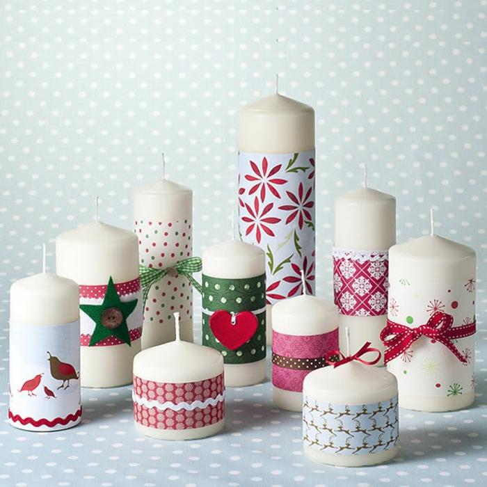design-de-la-déco-noël-à-fabriquer-maison-cool-bougies