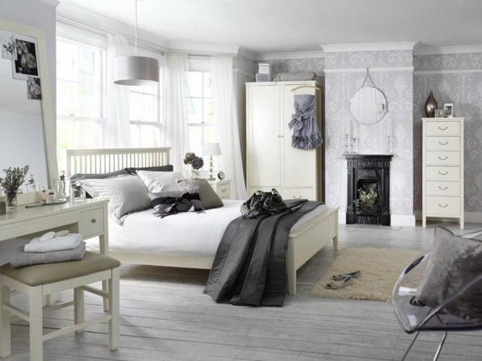 design-intérieur-chambre-à-coucher-gris-beauté-intérieur