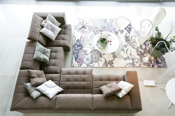 design-tapis-pour-salon-moderne-intérieur-contémporaine-angle