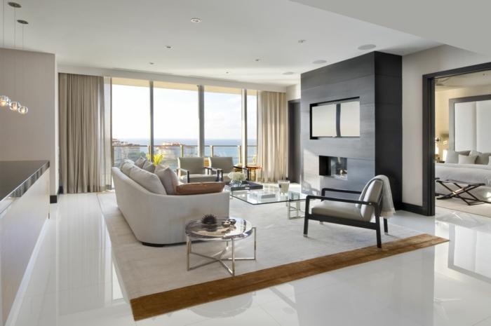 design-tapis-pour-salon-moderne-intérieur-contémporaine-design