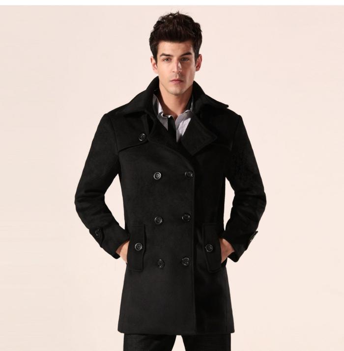 doudoune-homme-manteau-caban-homme-hiver-manteau-deux-colonnes-noir