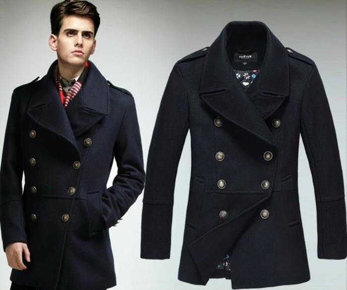 doudoune-homme-manteau-caban-homme-hiver-noir