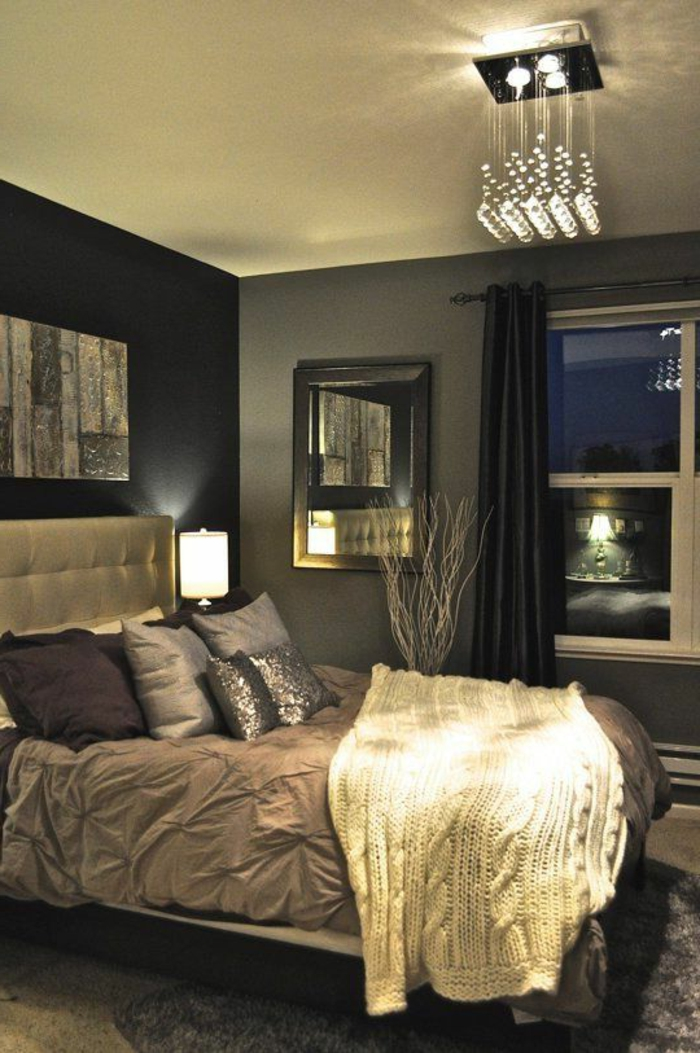 chambre a coucher capitonne pr l vement d 39 chantillons et une bonne id e de. Black Bedroom Furniture Sets. Home Design Ideas