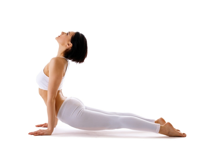 exercise-yoga-cool-idée-magnifique-position-à-la-lion