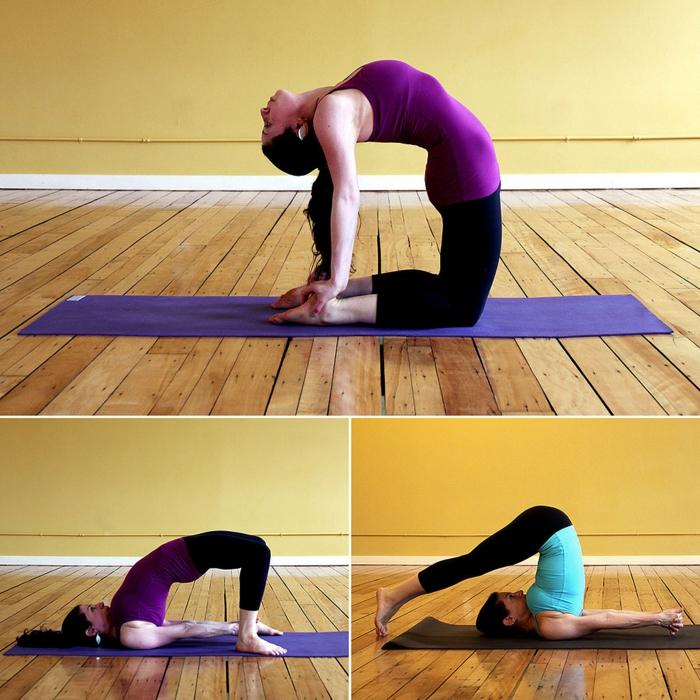 exercise-yoga-cool-idée-magnifique-position-sur-poste