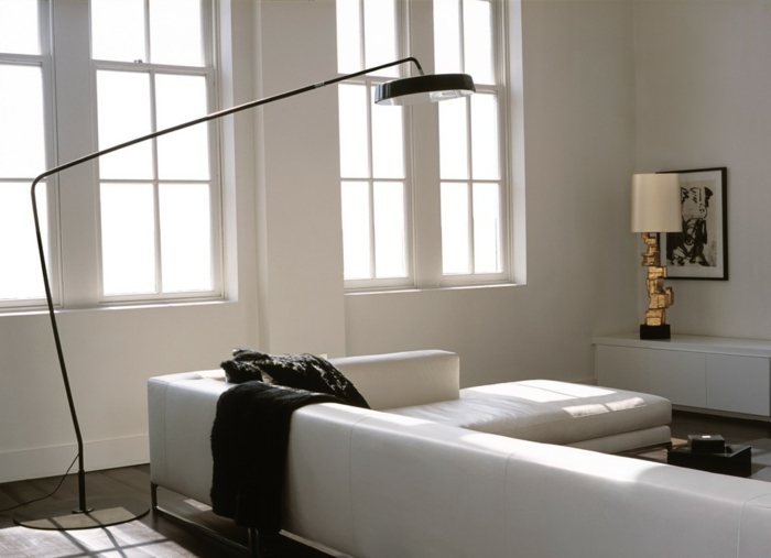 faire-l-aménagement-de-la-salle-de-séjour-lampedaire-cool-blanc