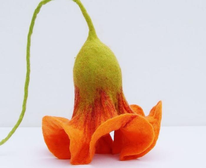 fleurs-en-feutrine-idée-charmante-de-fleur-feutrine