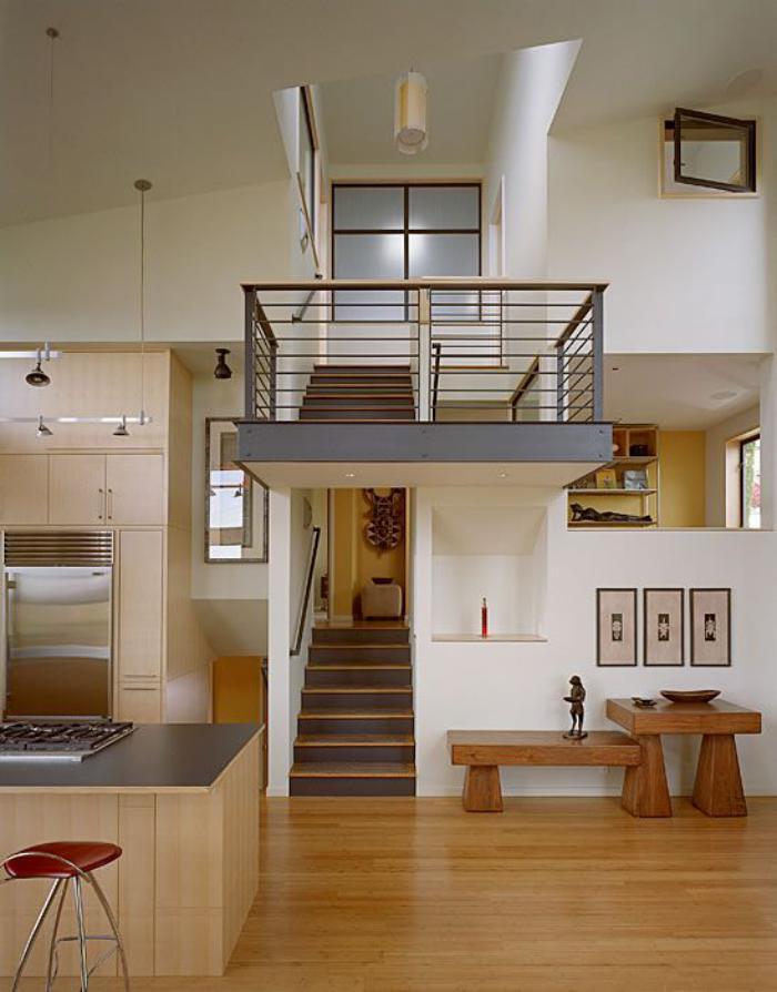 garde-corps-mezzanine-appartement-élégant