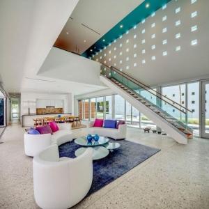 Le garde corps mezzanine - jolies idées pour lofts avec mezzanine