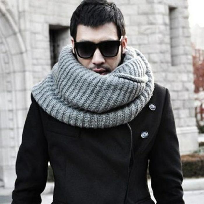 hiver-dans-la-chaleur-de-votre-écharp-stylé -idée