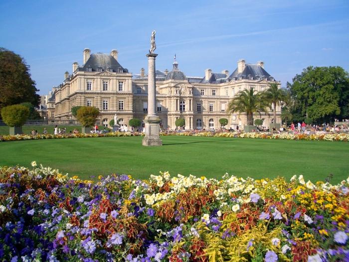 idée-balade-romantique-paris-balade-velo-paris-beauté-vert-jardin-de-luxembourg-été
