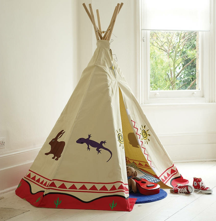 idée-comment-jouer-chez-vous-avec-vos-enfant-indienne-tente