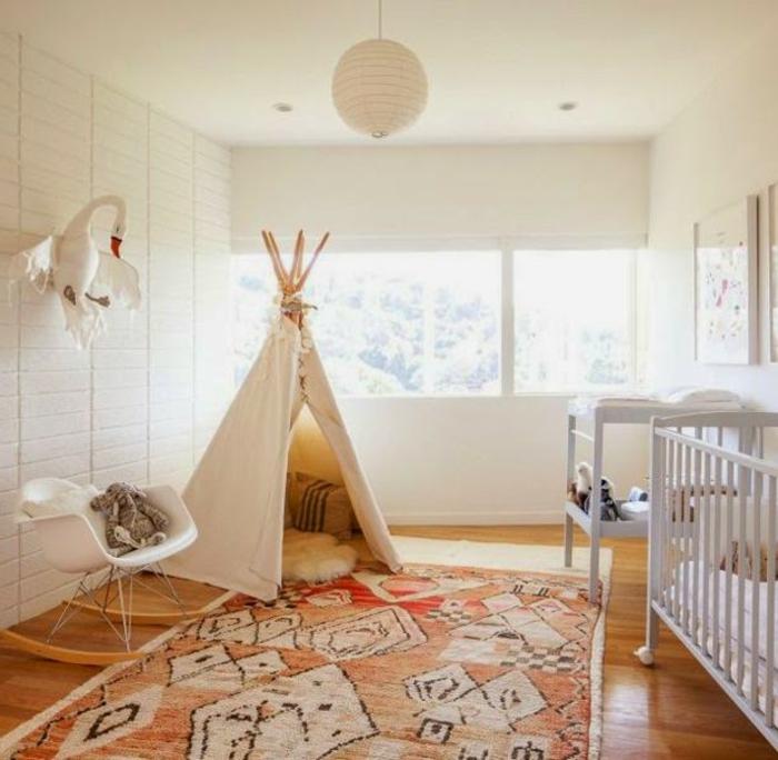 idée-comment-jouer-chez-vous-avec-vos-enfants- chambre-orange