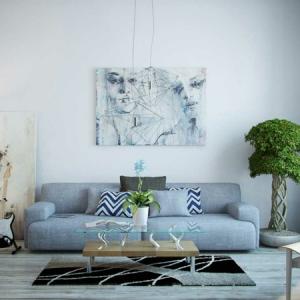 La meilleure idée peinture salon en 40 images