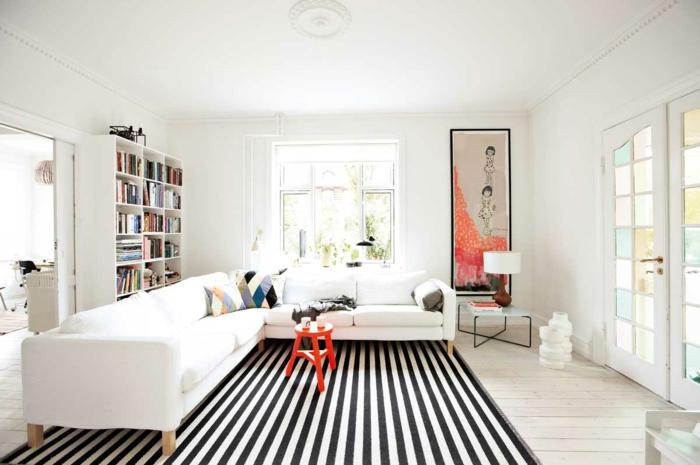 idée-quel-tapis-moderne-pour-salon-choisir-intérieur-idée-cool
