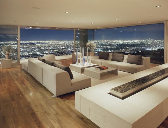 intérieur-design-canapé-très-confortable-idée- gran- confort-contemporaine